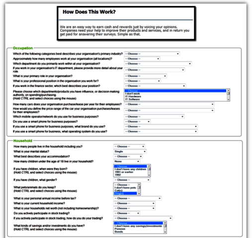 Make Money sms sending form filling work at home jobs online Demo